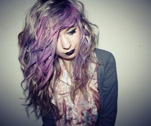 girl, hair, and kayla hadlington image