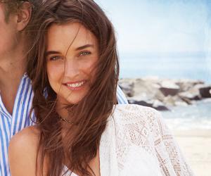 hollisterhousecontest, beach, and couple image