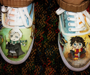 harry potter and shoes image