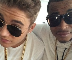 justin bieber, beliebers, and khalil image