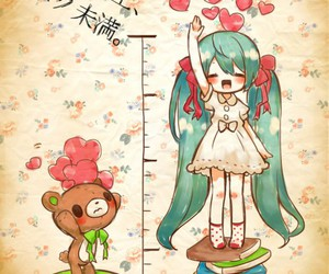 hatsune miku, manga, and vocaloid image