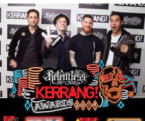 award, FOB, and fall out boy image