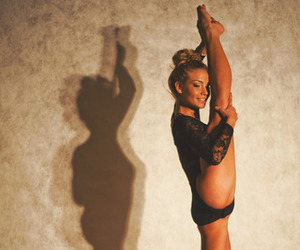 ballet, blonde, and couple image