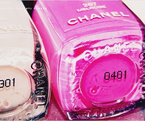 chanel, fashion, and hot pink image