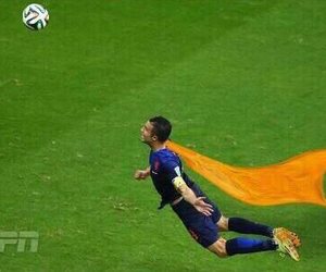 football, netherlands, and soccer image