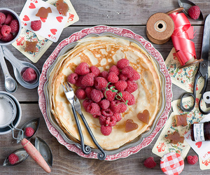 crepes, delicious, and yummy image