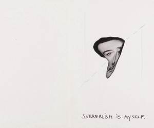 art, surrealism, and dali image