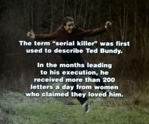 serial killer and ted bundy image