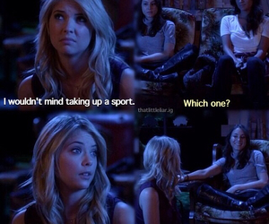 clothes, pretty little liars, and funny image