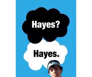 boyfriend, okay, and hayes image