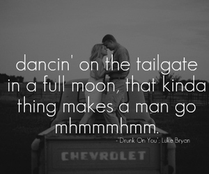 country, luke bryan, and drunk on you image