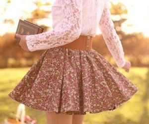 fashion, Hot, and floral image