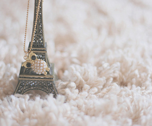 owl, paris, and eiffel tower image