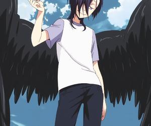 anime, lucifer, and urushihara image