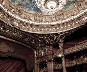 opera, architecture, and art image