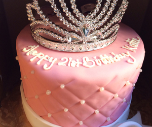princess and cake image