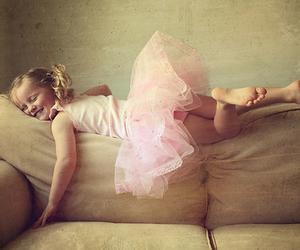 bailarina, ballerine, and ballet image