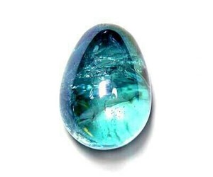beautiful, blue, and crystal image
