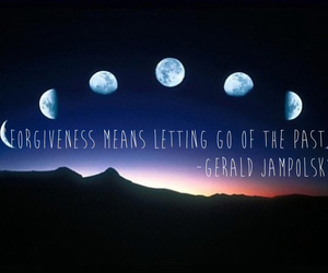 forgiveness, letting go, and quotes image