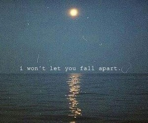 falling apart, hurt, and I Love You image