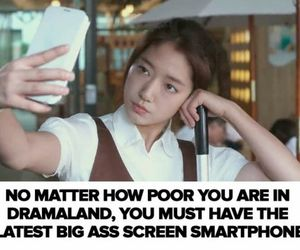 park shin hye, the heirs, and funny image
