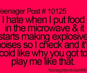 funny, food, and Microwave image