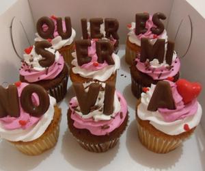 love, cupcake, and novia image