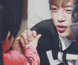 baby, cute, and b.a.p image