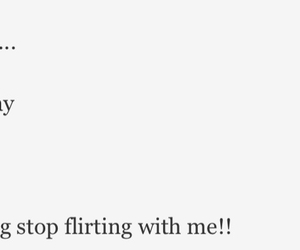 stop flirting quotes