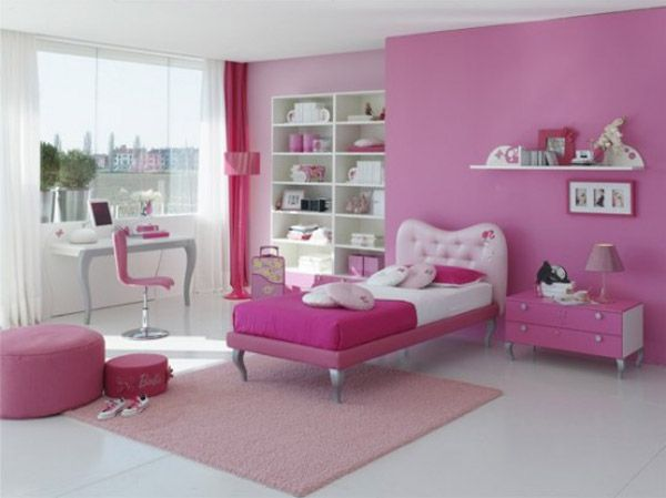 Bedroom Designs. Colorful And Cute Best Girls Room Decor ...
