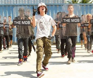 step up and the mob image