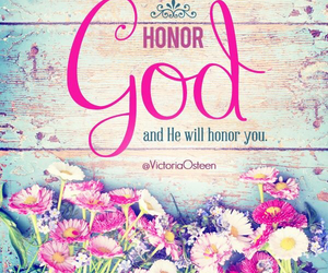 god, honor, and love image