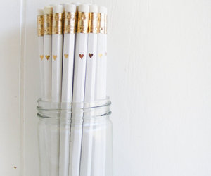 pencil, white, and school image