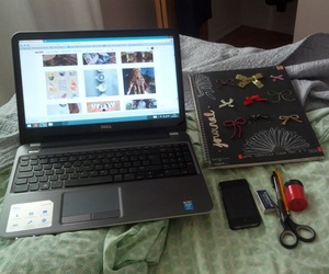 creating, journal, and perfect day image