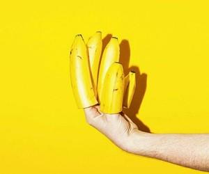 banana and yellow image