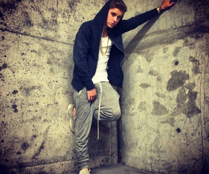 justin bieber and awwww cute image