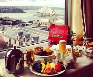 cartier, food, and Sydney image