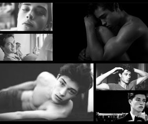 Darkness, Francisco Lachowski, and sexy image