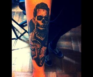catrina, tatuaje, and skull tattoo image