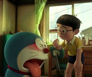doraemon, stand by me, and movie image