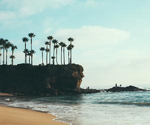 beach florida, beach, and summer image