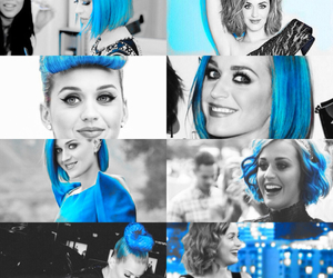 blue, katy perry, and prism image