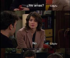 love, how i met your mother, and robin image