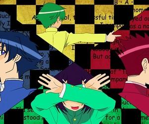 akihisa yoshii, anime, and baka to test image