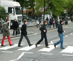 band, boy, and famous image