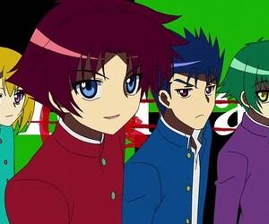 anime, baka to test, and akihisa yoshii image