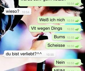 deutsch, fuck, and message image