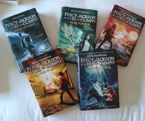 books, fantasy, and pizza image
