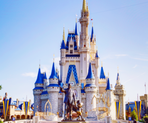 beautiful, disney, and castle image
