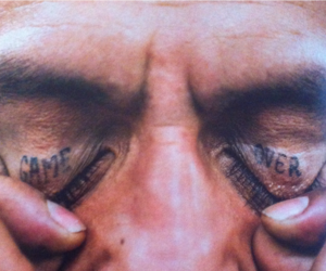 awesome, dope, and eyes image